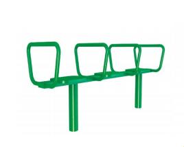 鞍马训练器绿色