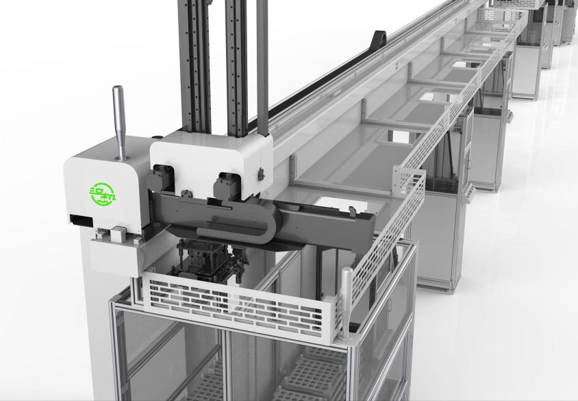 桁架机械手生产厂家具体说说桁架机械手分类