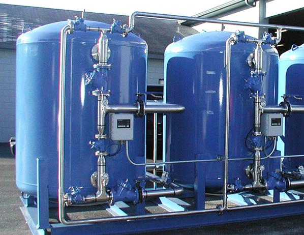 机械过滤水