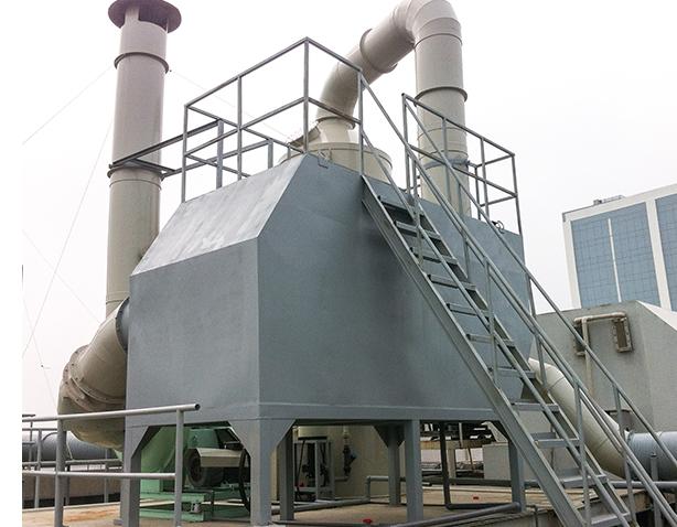 治理废气设备价格