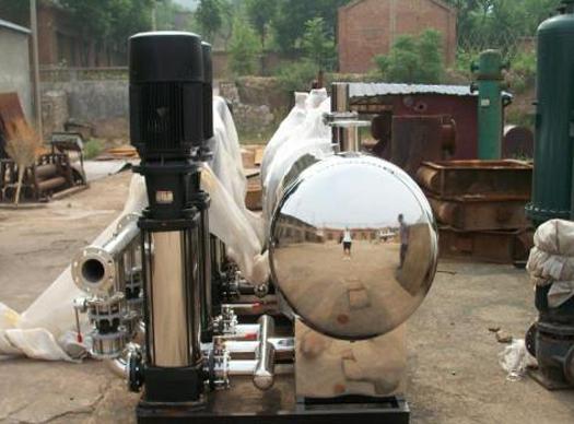 变频无塔供水设备