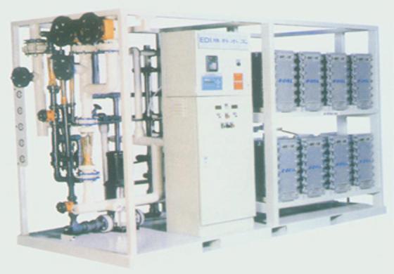 电子纯水用EDI设备