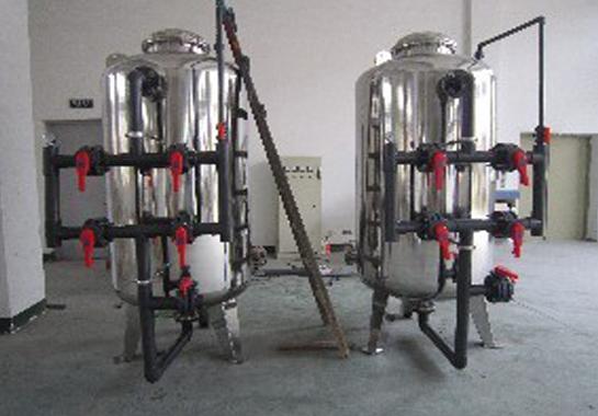 石英砂活性炭过滤器供应