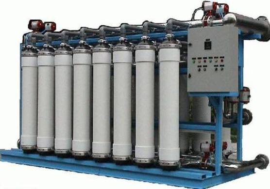 矿泉水专用超滤机
