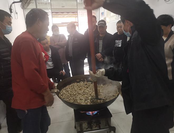 襄陽牛肉面制作工藝培訓