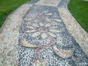 鵝卵石特色園林景觀案例