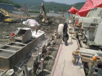 宁波建筑工地泥浆处理用压滤机进料泵