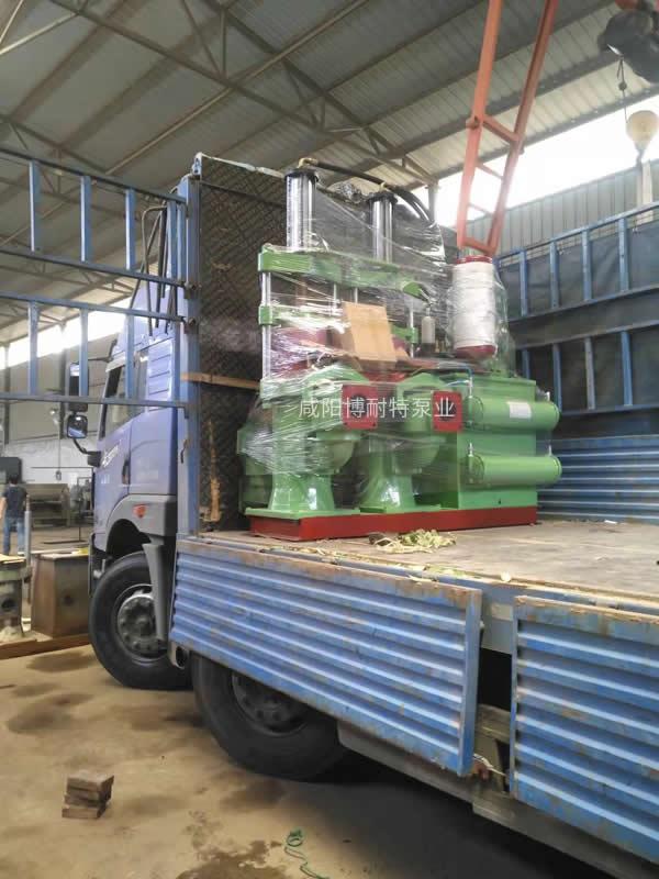 液压陶瓷柱塞泥浆泵的机械构造与分类说明