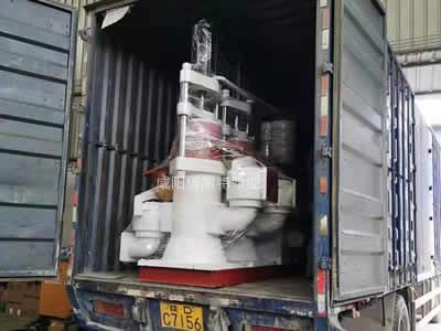 宁波浙江新客户定制的液压陶瓷柱塞泥浆泵