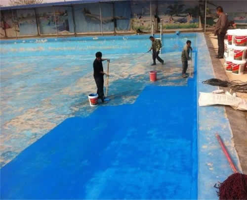 咸阳泳池防水