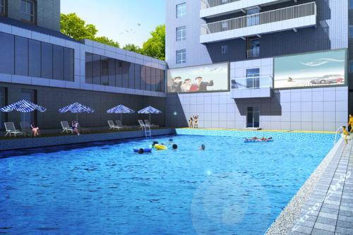 咸阳游泳池防水设计