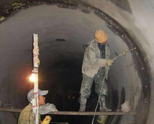 咸阳隧道防水堵漏