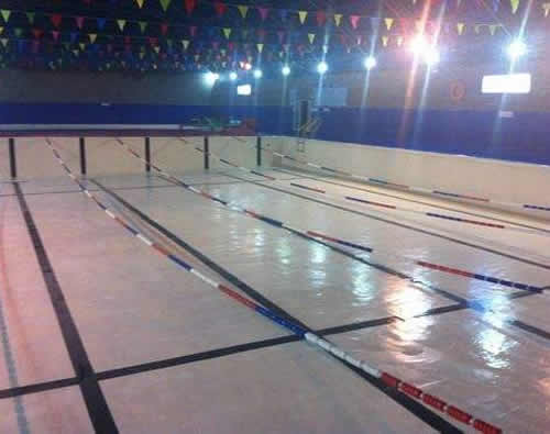 咸阳游泳池防水