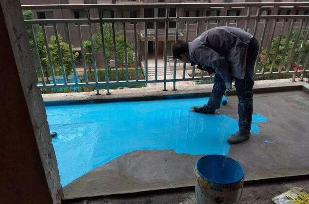 咸阳阳台防水