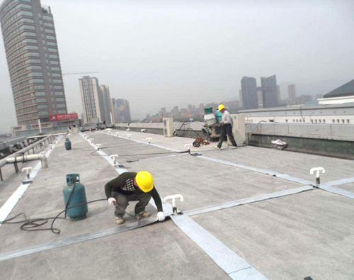 咸阳鹏程防水公司教你建筑10大特殊部位的防水工程施工注意事项