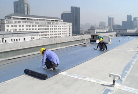 咸阳楼顶防水施工