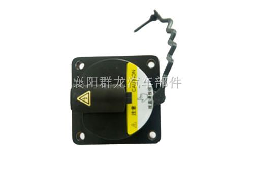 插盖式交流冲电插座