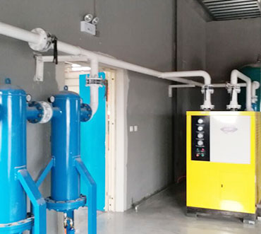 空气压缩管道系统