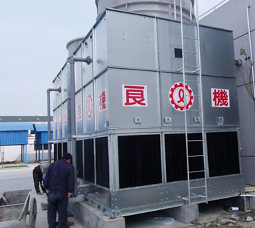 冷却循环水设计安装