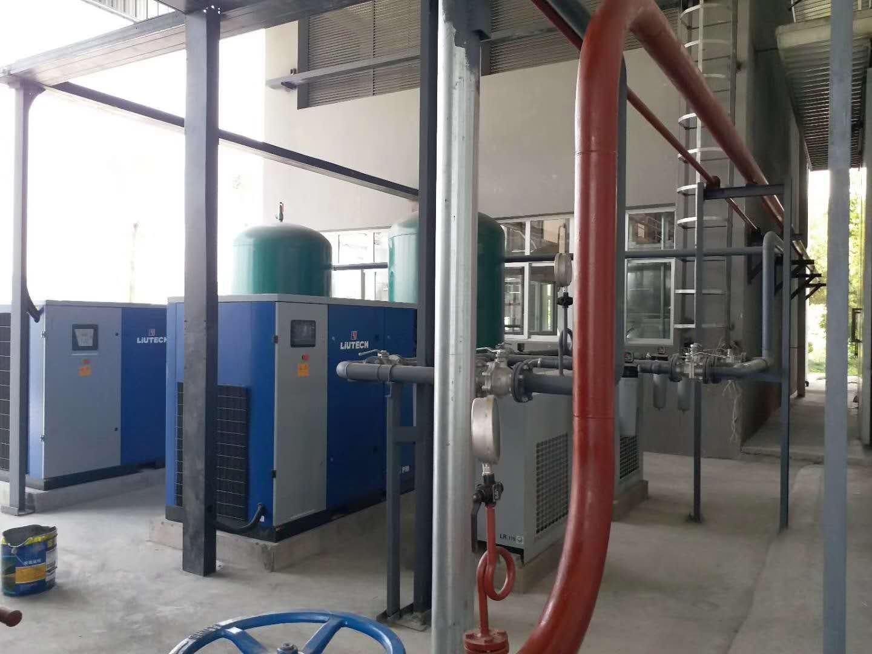 空气压缩管系统设计安装