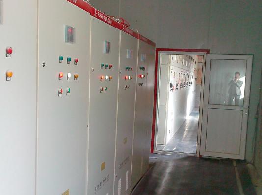 SLRQ系列绕线电机液体电阻起动器
