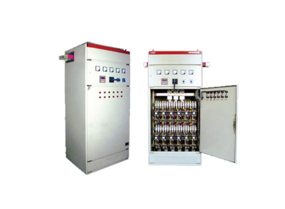 GGJ系列低压电机及配电室集中补偿柜