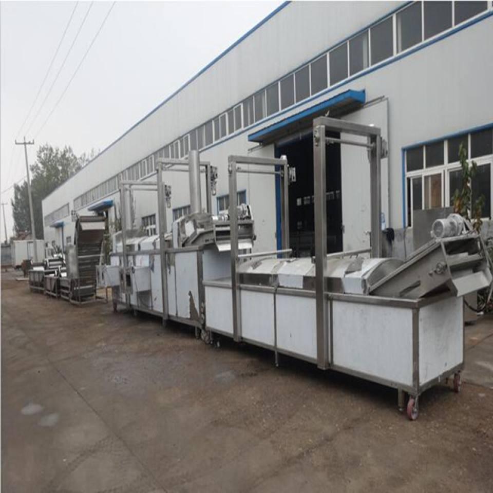 上海肉類食品生產流水線