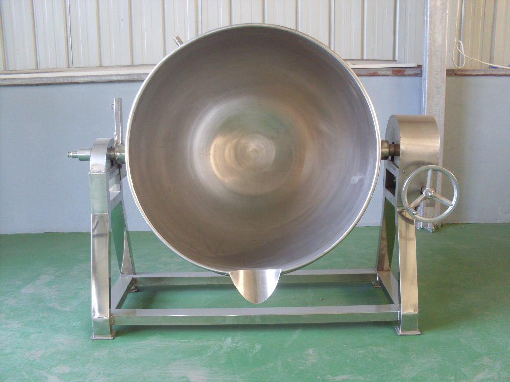 不銹鋼普通夾層鍋