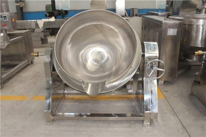 燃氣普通夾層鍋