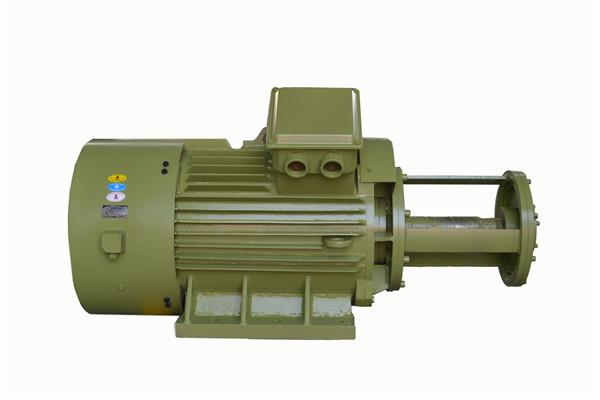 YE3节能电机轴承发热原因及检查处置
