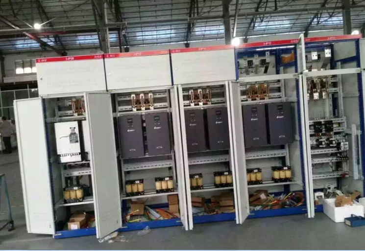 GGD型低壓軟啟動柜