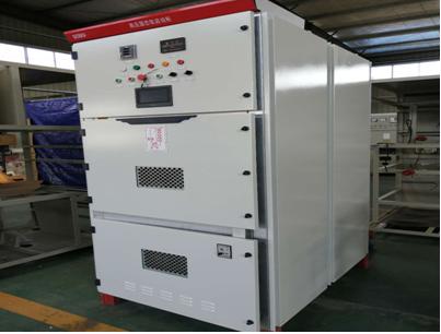 SGMV系列高壓固態軟啟動柜