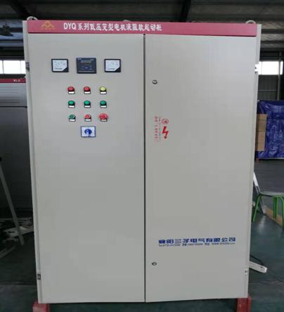 DYQ系列低壓鼠籠式電機液阻軟起動柜