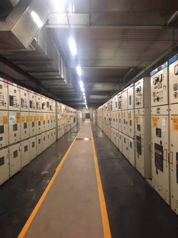 襄阳三子电气技术人员在山西大同现场进行安装引导