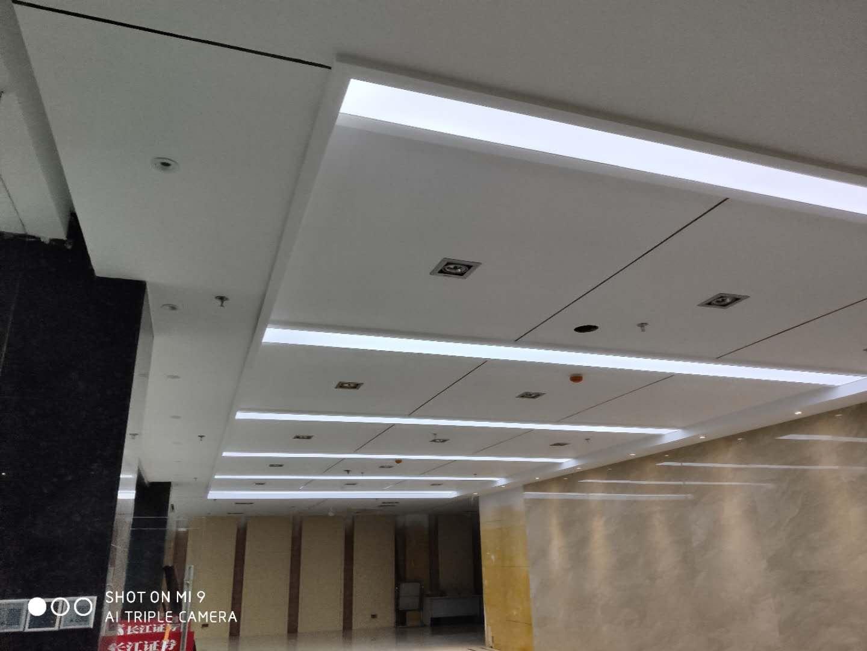 长江证券大厅