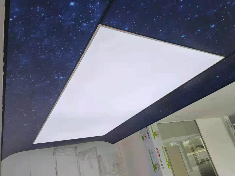 4S店灯膜吊顶