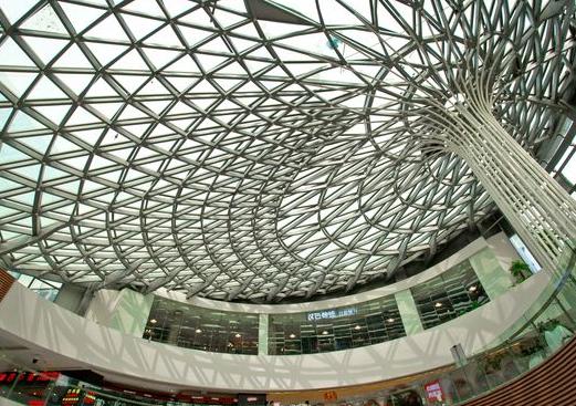 钢结构玻璃