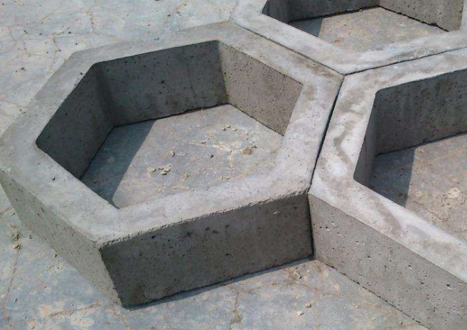 空心六角磚