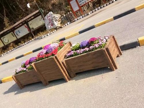 襄陽水泥仿木化箱