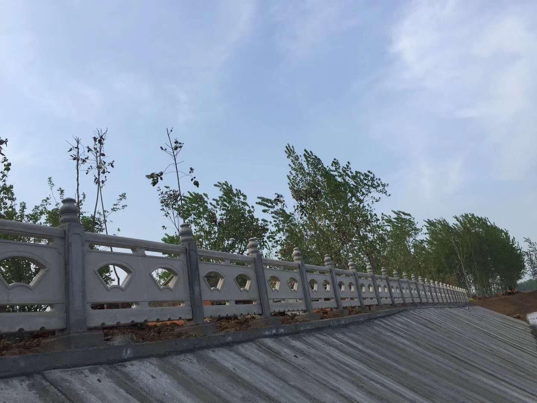 河道護欄安裝