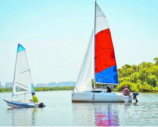 襄陽帆船挑戰