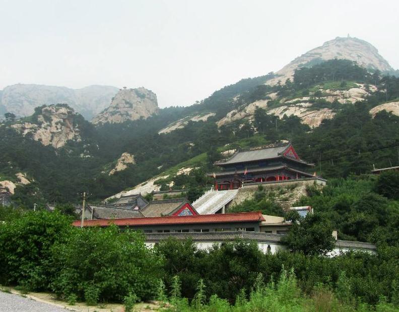 雙峰山森林公園戶外拓展培訓基地