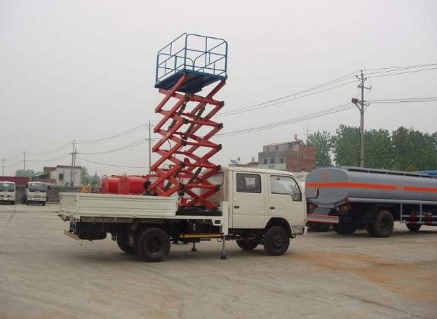 襄阳升降平台厂出现车身抖动怎么办