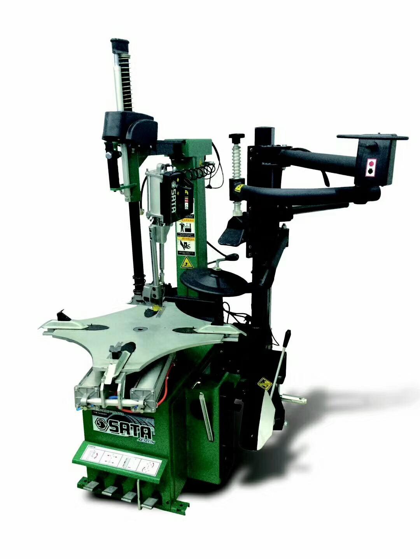 四轮轮胎动平衡机的正确操作过程