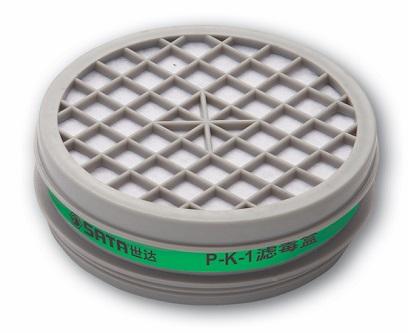 P-K-1滤毒盒-防氨,硫化氢