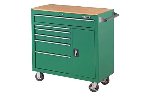 八抽屉柜型工具车1035x457x897MM