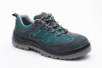 休闲款保护足趾 防静电安全鞋