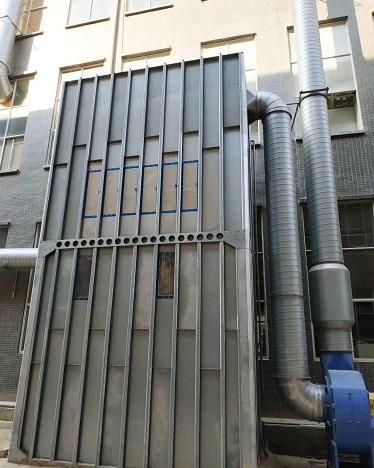 废气处理设备需要定期清理四个原因分析