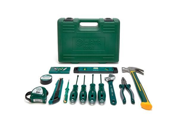 世达家庭工具箱