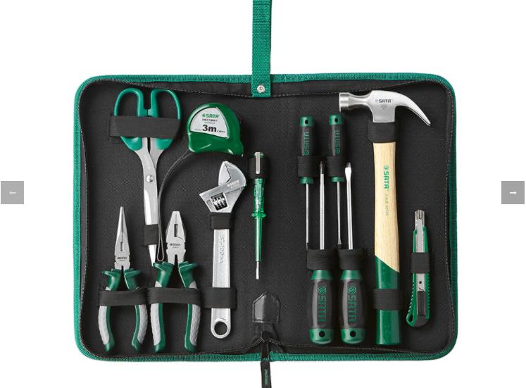 家用基本工具12件套禮包